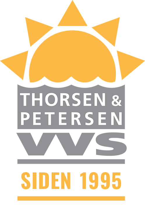Thorsen & Petersen VVS Logo